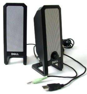 Мультимедийные колонки DELL JNS12 (питание от USB)