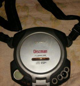 CD плеер Sony Discman