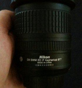 Nikon dx 10-24mm