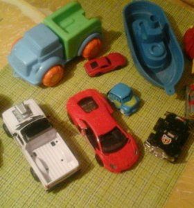 Разные игрушки обмен