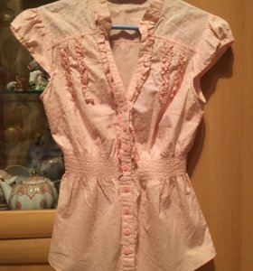 Блузка 👚 приталенная