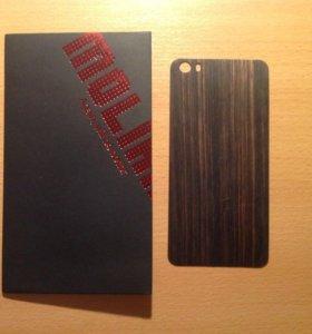 Molian Real Wood для Xiaomi Mi5