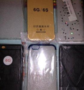 Новые iphone 6 чехлы силиконовые