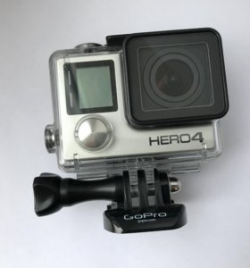 GoPro HERO BLACK 4