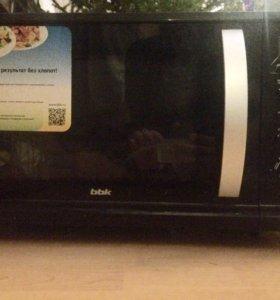 Новая микроволновая печь BBK