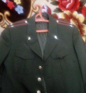 Китель подполковника
