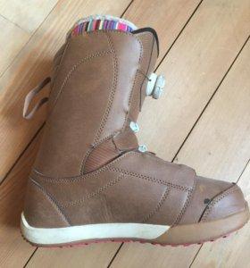 Ботинки k2 eur 40 стелька 25,5