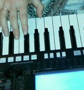 Клавишный синтезатор YAMAHA PSR-970