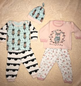 Пижамы для девочки