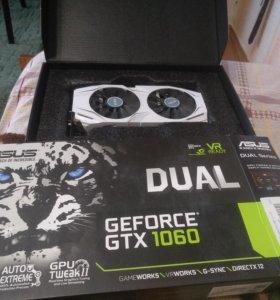 Видеокарта ASUS GeForce GTX 1060 6 Гб