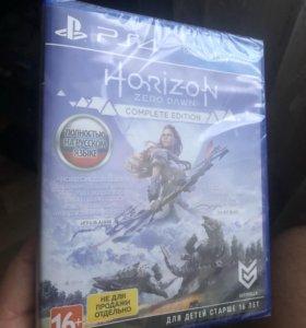 Horizon Zero Dawn (запечатанный)