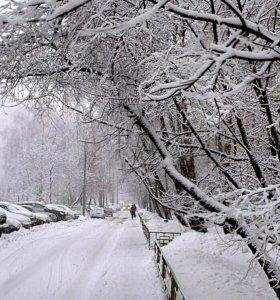 Снегосбросы