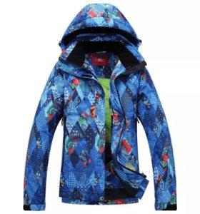 Горнолыжная (сноубордическая) куртка.