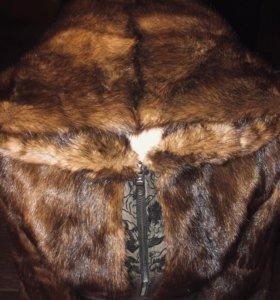 Короткая шуба-курточка