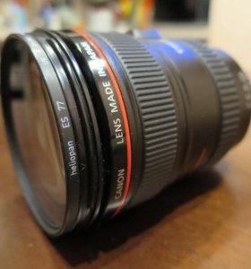 Canon 24-105mm L 4