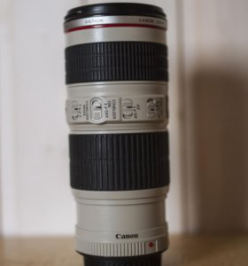 Canon 70-200 f4 l is