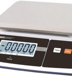 Весы торговые RBS Checkout Scales CS2011 новые