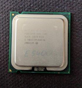 Pentium e5400 lga 775