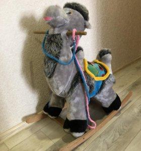 Качалка-Верблюд
