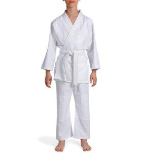 Кимоно форма плюс щитки на ноги