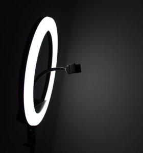Кольцевая селфи лампа