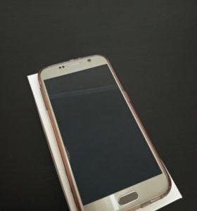 SAMSUNG Galaxy s6 64GB разбит