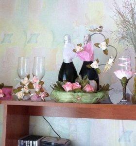 Куклы цветы