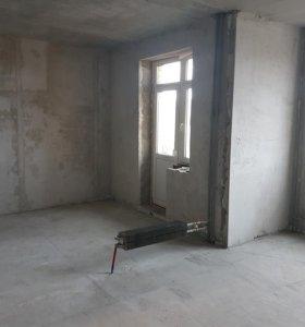 Квартира, 1 комната, 42.3 м²