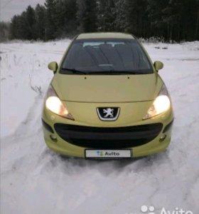 Peugeot 207, 2008