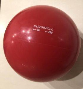 Мяч для художественной гимнастики Pastorelli 16 см