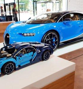 Копия набора 42083 - Lego Technic: Bugatti Chiron