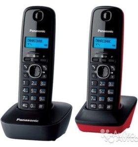 Радиотелефон Panasonic KX-TG1612 (2шт. )
