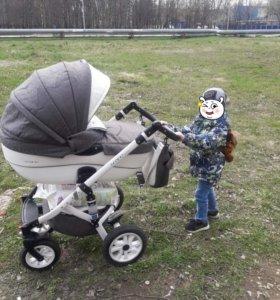 Детская коляска Riko brano Ecco 2 в 1 .