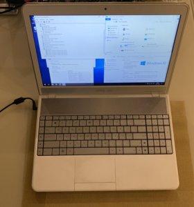 Игровой ноут Asus N55SF i5, 8Gb, 700Gb HDD, GT555M