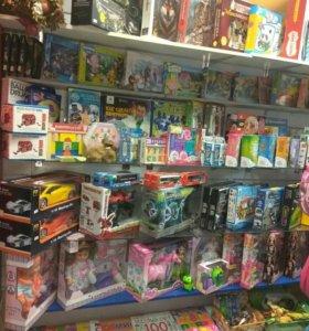 Детский магазин, готовый бизнес