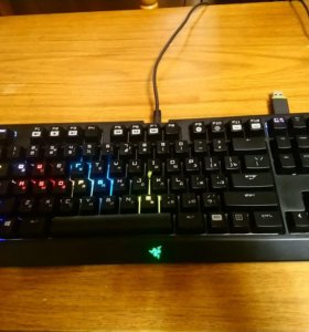 Обменяю Razer Blackwidow Chroma Tournament Edition