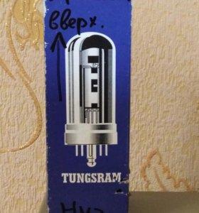 Лампа пентод tungsram EL11