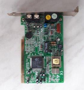 Модем D-link 56,6К PCI