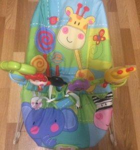 Игровое детское кресло-люлька
