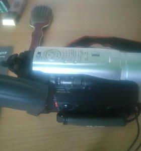 Профессиональная камера jvc