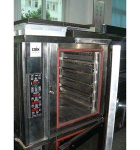 Печь конвекционная электрическая с пароувлажнением