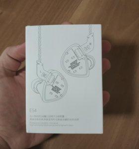 Гибридные Bluetooth Наушники KZ ES4