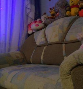 Детский диван раскладной