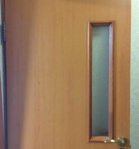 Дверь в хорошем состоянии