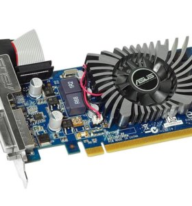 Видеокарта NVIDIA GeForce 210, 1024Mb