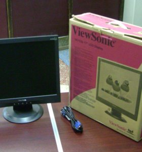 монитор viewsonic 17 VA703B