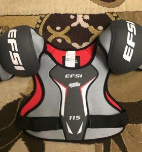 хоккейный нагрудник EFSI новый