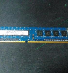 Оперативная память Hynyx ddr3 на 2GB