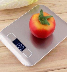Кухонные весы до 5кг. Новые