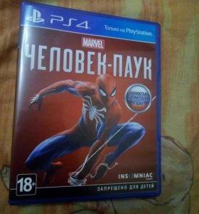 Человек-Паук PS4